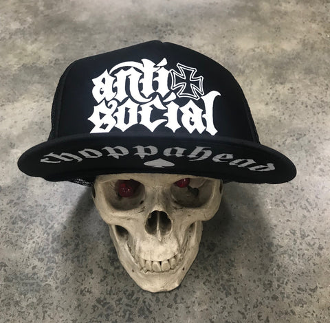 ANTI-SOCIAL Trucker Hat