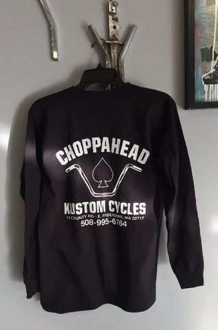 """Throwback"" T - LONG SLEEVE"