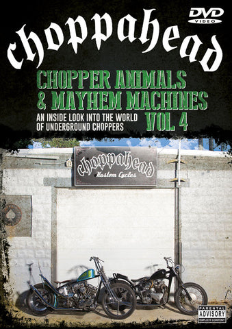 Digital Download: Chopper Animals & Mayhem Machines Vol. 4
