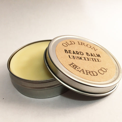 Old Iron Beard Co. Beard Balm-2 oz.