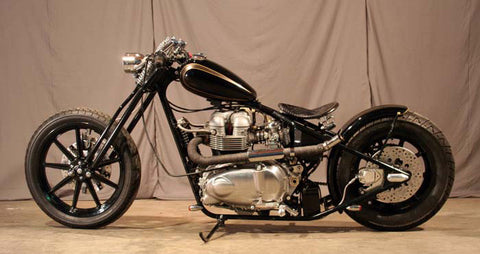 Motorcycle and Chopper Frames, Hardtails, Bungs, Mounts and