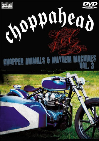 Choppahead Vol. 3 DVD