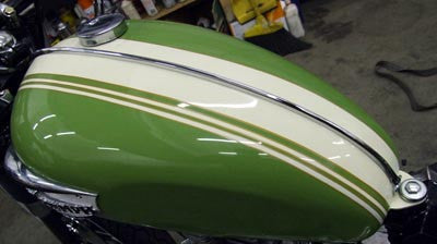 Chrome Rib Strip