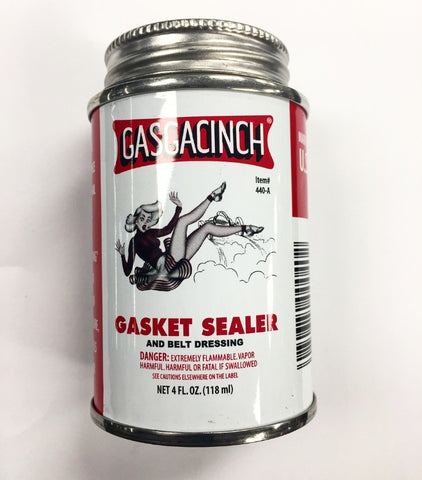 Gasgacinch - Gasket Sealer (4oz)
