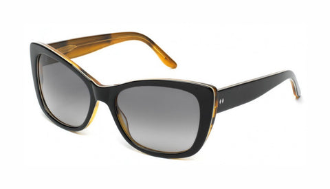 Tres Noir Petrillo-Black & Honey Tortoise