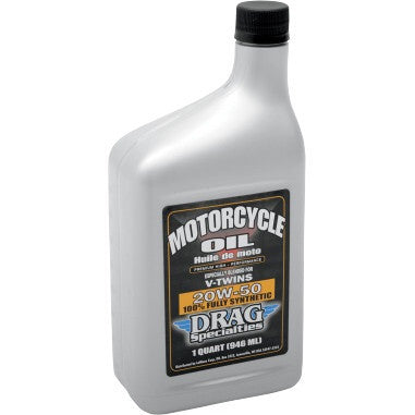 Drag Specialties Synthetic Oil-20w-50