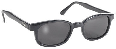 KD X's Sunglasses- Black/Smoke