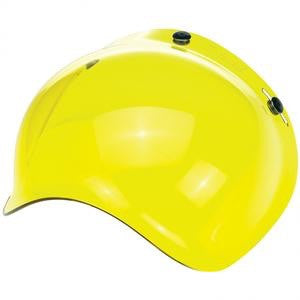 Biltwell Bubble Shield-Yellow