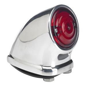 Biltwell Mako Tail Light -Polished
