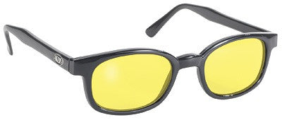KD X's Sunglasses-Black/Yellow
