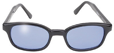 KD's Sunglasses Black/Blue
