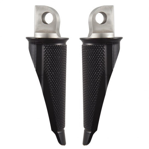Speed Merchant Harley Foot Pegs-Black