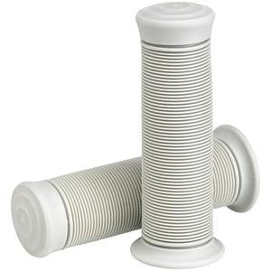 Biltwell Kung Fu Grips-Light Grey 1""