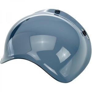 Biltwell Bubble Shield-Smoke Solid