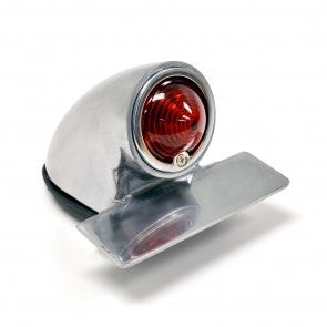 Emgo Taillight Sparto 50's- Polished