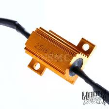 MoonsMC High Power LED Load Resistors (25w)
