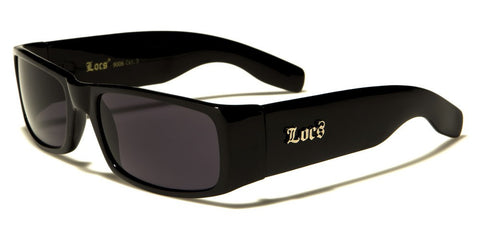 Loc's Sunglasses - solid black