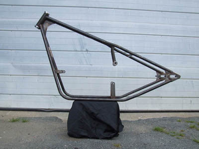 New 2001+ Triumph Rigid Frame