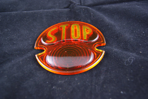 STOP Lense - for Model A Taillight