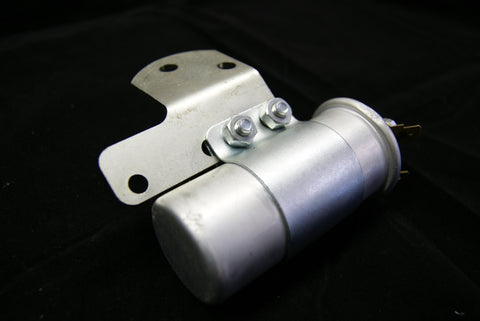 Stock-Style Triumph Coil Mounts