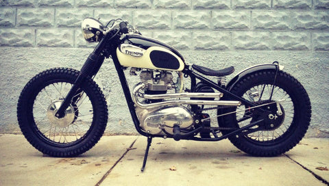 Triumph High Pipes