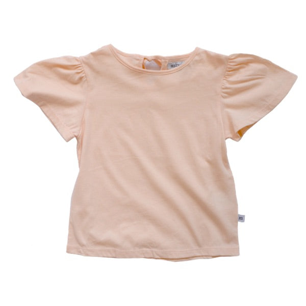 Ladies Amy t-shirt – blush