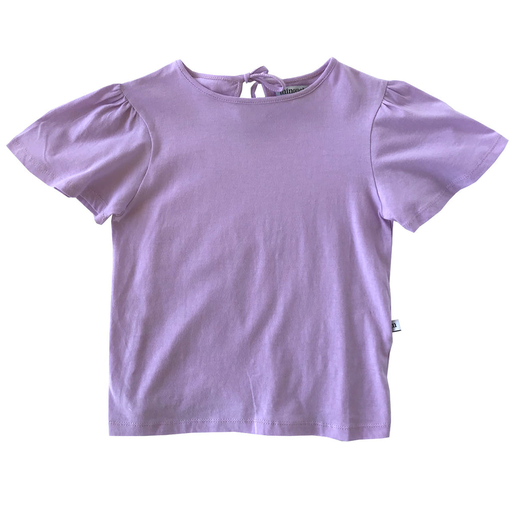 Ladies Amy t-shirt – lilac