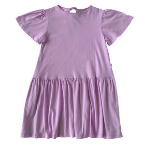 Ladies Evelyn dress – lilac