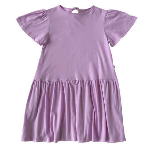 Evelyn dress - lilac purple