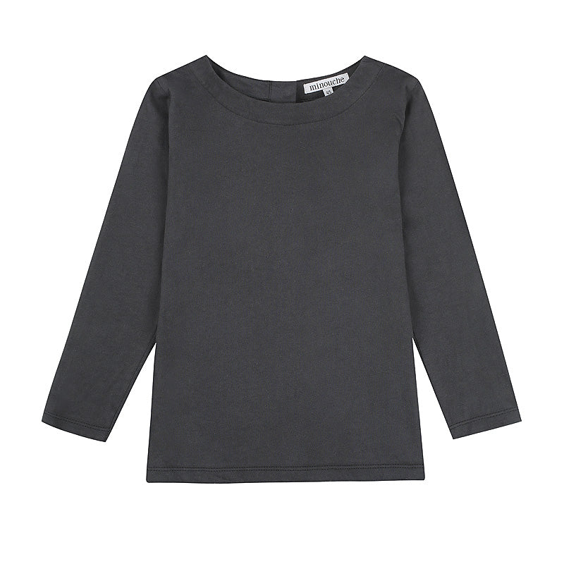 Sophie tee - Charcoal
