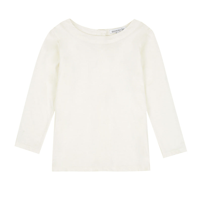 Sophie tee - Winter White