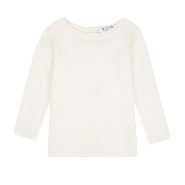 Sophie t-shirt - winter white