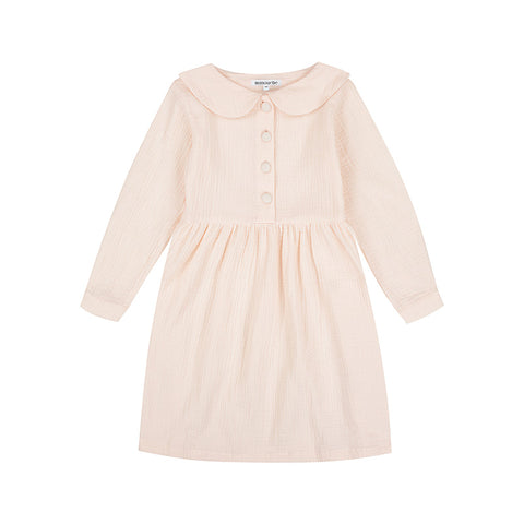 Adelaide dress - buttermilk