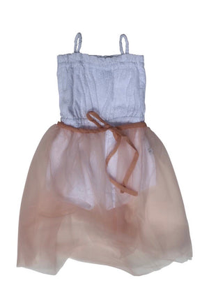 Tulle playskirt/cape (Pink)