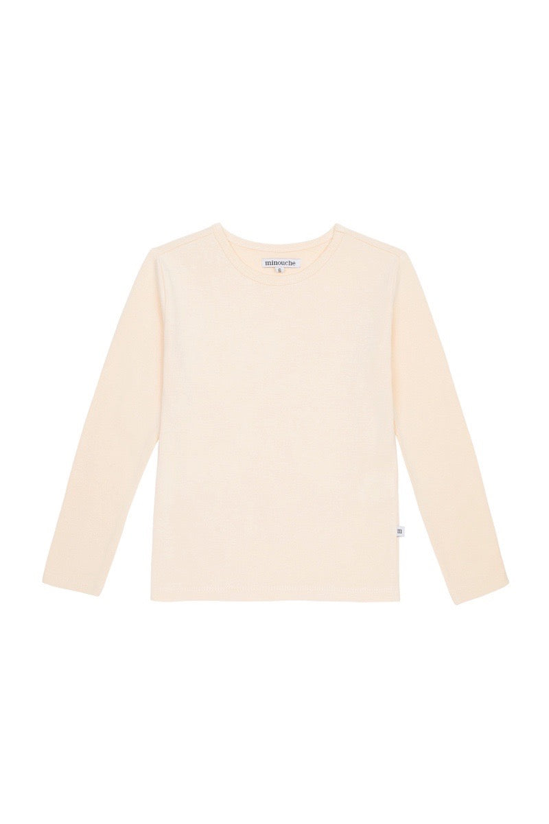 Long sleeve t-shirt - blush