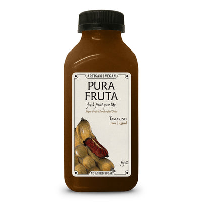 Pura Fruta Cold-Pressed Tamarind Juice 12oz