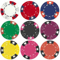 Crown & Dice 14 Gram Clay Poker Chips