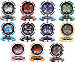 Ace Casino 14 Gram Clay Poker Chips