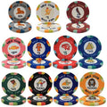 Nile Club 10 Gram Ceramic Poker Chips