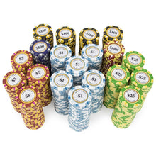 Poker Chip Bundles