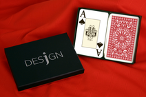 Desjgn 100% Plastic Playing Cards