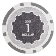 $1 One Dollar Eclipse 14 Gram - 100 Poker Chips