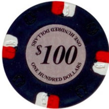 $100 Black Lucky Casino 13.5 Gram - 100 Poker Chips