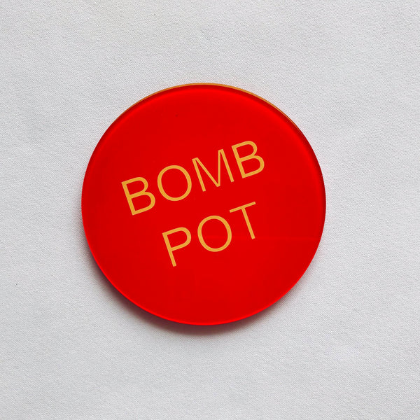 Bomb Pot Button
