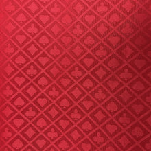 Red Suited Speed Cloth 100% Polyester Poker Table Felt 10ftx5ft