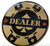 Elegant Dealer Button
