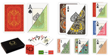 7 SET SPECIAL Da Vinci 100% Plastic Playing Cards