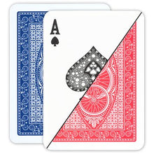 Da Vinci Poker Standard Index Route Plastic Playing Cards