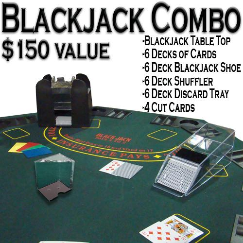 Blackjack Combo Deluxe