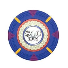 Card Guard - $10 Blue Claysmith The Mint 13.5 Gram - 100 Poker Chips